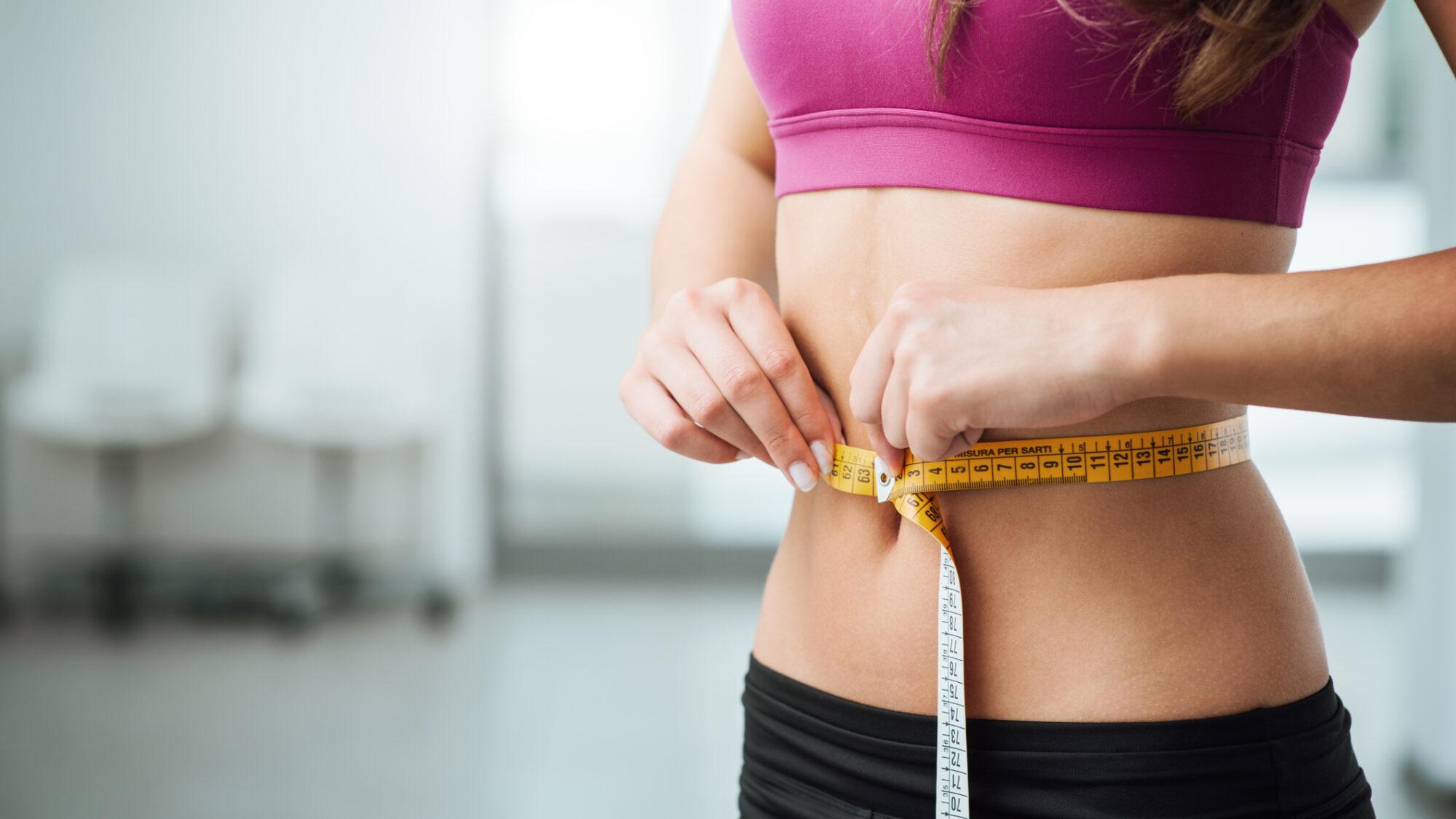 Peso dieta runners perder